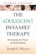 The Adolescent in Family Therapy, Second Edition: Harnessing the Power of Relationships