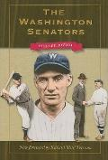 The Washington Senators (Writing Sports Series)
