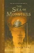 The Sea of Monsters (Percy Jackson & the Olympians (Prebound))