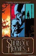 Sherlock Holmes, Vol. 1: The Trial of Sherlock Holmes