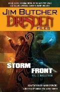 Jim Butcher's The Dresden Files: Storm Front Volume 2 - Maelstrom HC