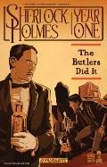 Sherlock Homes: Year One HC : Year One HC