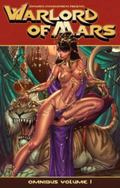 Warlord of Mars Omnibus Volume 1 TP