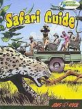 Safari Guide (Jobs That Rock Graphic Illustrated)