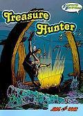 Treasure Hunter (Jobs That Rock Graphic Illustrated)