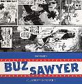 Roy Crane's Buz Sawyer: The War in the Pacific (Vol. 1)