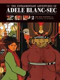 The Extraordinary Adventures of Adele Blanc-Sec: The Mad Scientist / A Dusting of Mummies (V...