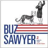 Buz Sawyer: Sultry's Tiger (Vol. 2)  (Roy Crane's Buz Sawyer)