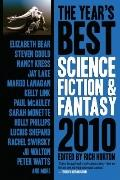 The Year's Best Science Fiction & Fantasy, 2010 Edition