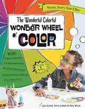 Wonderful Colorful Wonder Wheel of Color : Activities, Stickers, Poster and More