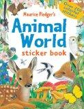 Animal World (Pledger Sticker Book)