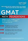 Kaplan GMAT Math Foundations