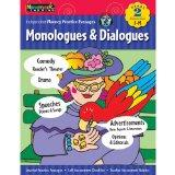Independent Fluency Practice Passages: Monologues and Dialogues Grade 2 with Audio CD
