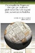 Die Evangelischen Fragen und LöSungen des Eusebius in Jakobitischer ÜBerlieferung und Deren ...
