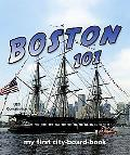 Boston 101: My first City-board-book