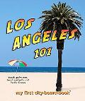 Los Angeles 101: My first City-board-book