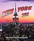 New York 101: My first City-board-book