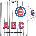 Chicago Cubs ABC my first alphabet book