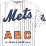 New York Mets ABC my first alphabet book