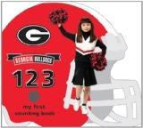 University of Georgia Bulldogs 123: My First Counting Book (University 123 Counting Books)