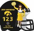 University of Iowa Hawkeyes 123 : My First Counting Book