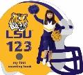 LSU Tigers 123 : My First Counting Book