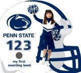 Penn State Nittany Lions 123: My First Counting Book (University 123 Counting Books)