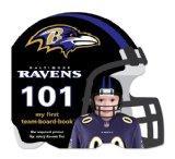 Baltimore Ravens 101: My First Team-board-book