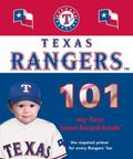 Texas Rangers 101: My First Team-Board-Book (Mlb 101 Board Books)