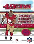 San Francisco 49ers Coloring & Activity Storybook
