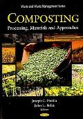Composting: Processing, Materials and Approaches (Waste and Waste Management)