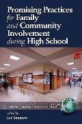 Promising Practices For Family And Community Involvement During High School (Pb)