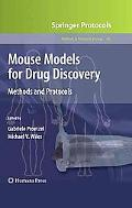 Mouse Models for Drug Discovery: Methods and Protocols (Methods in Molecular Biology)