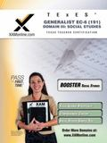 TExES Generalist EC-6 191 Social Studies BOOST Edition