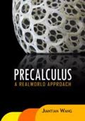 Precalculus : A Real World Approach