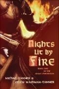 Nights Lit by Fire : Book Two of the Adami Chronicles