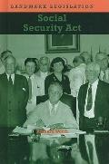 Social Security Act (Landmark Legislation)