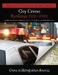 City Crime Rankings 2011-2012