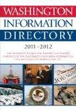 Washington Information Directory 2011-2012