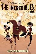 The Incredibles:  City of Incredibles (Disney Pixar)