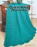 Quick Knit Afghans (Leisure Arts #5514)