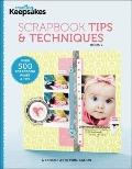 Creating Keepsakes: Scrapbook Tips and Techniques, Book 2 (Leisure Arts #5528)