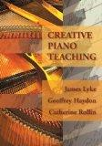 Creative Piano Teaching