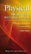 Phys Medicine Rehab Pocketpedia Pb