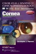 Wills Eye Institute - Cornea (Color Atlas and Synopsis of Clinical Ophthalmology)