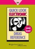 Quick Look Electronic Drug Reference 2011