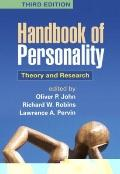 Handbook of Personality : Theory and Research