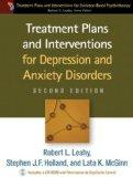 Treatment Plans and Interventions for Depression and Anxiety Disorders, 2e (Treatment Plans ...