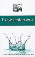 CEB Common English Bible New Testament Softcover