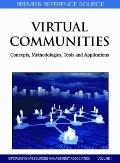Virtual Communities : Concepts, Methodologies, Tools and Applications